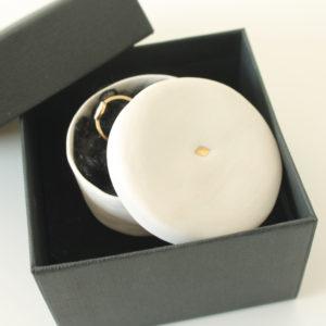 écrin bijou boîte à bijou porcelaine astrid c boite cadeau bijou