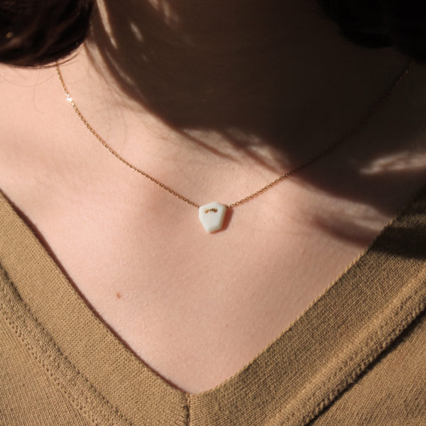 LUCE collier zoom