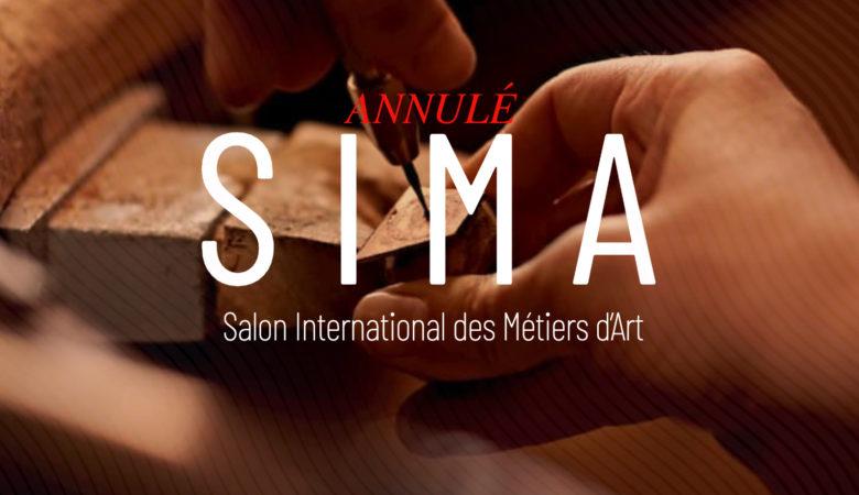 salon international des métiers d'art lens 2020 SIMA salon artisanat lens