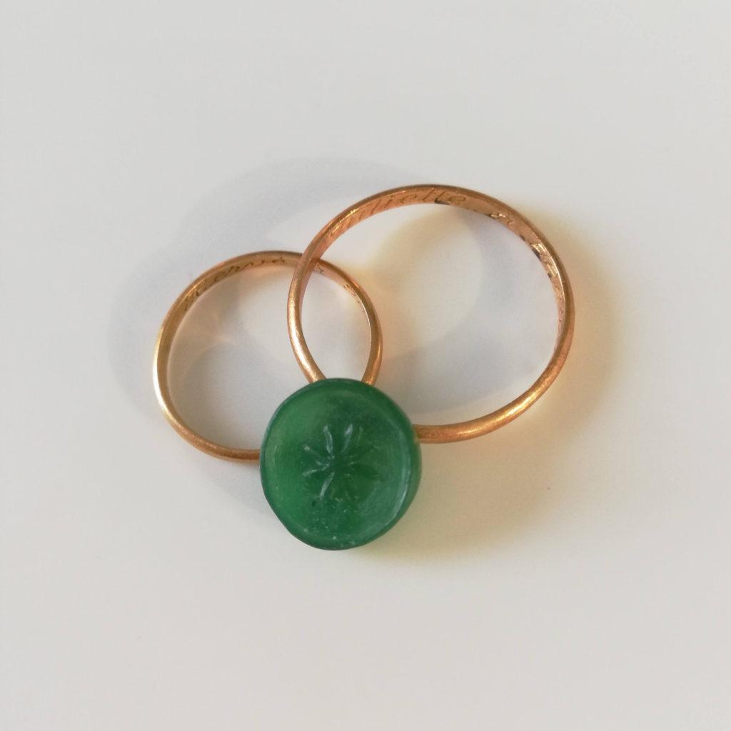 recycler vieilles alliances refaire nouveau bijou creatrice joailliere lille upcycling bijou ancien