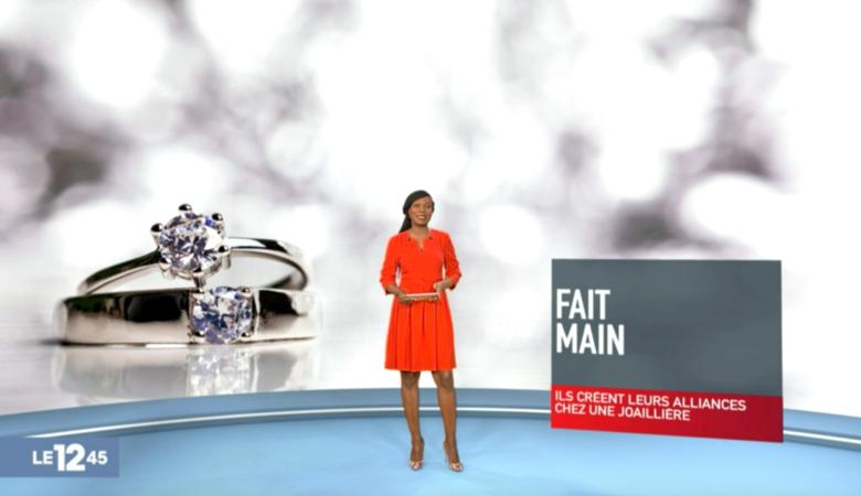 diffusion JT M6 reportage atelier fabriquer alliances reportage astrid lille diffusion tv astrid c