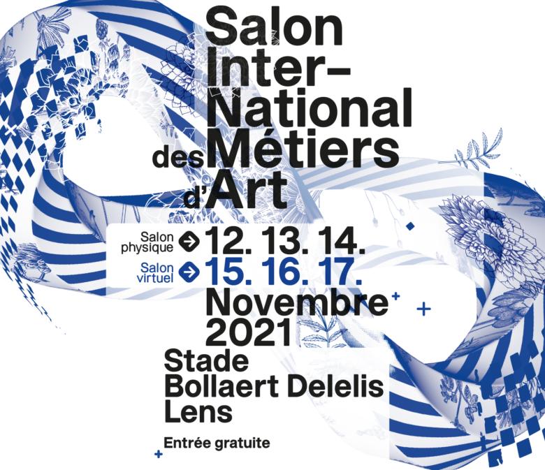 sima 2021 lens Salon International des Métiers d'Art 2021 artisanat d'art lens chambre métier artisanat événement artisanat lens